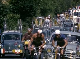 Beelden Tour de France 1953 in HD en kleur