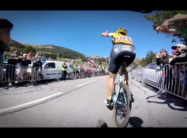 On-board video highlights 2015