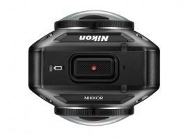 Nikon komt met 360 graden actioncam
