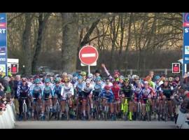 Cyclocross Worldcup Frankrijk – video