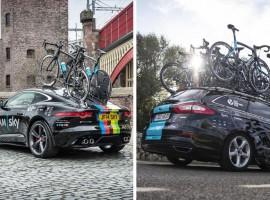 Van Jaguar naar Ford bij Team Sky
