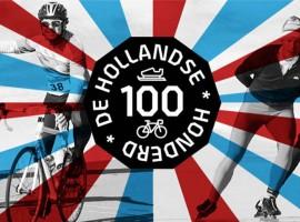 De Hollandse 100 = schaats- en fietstocht in één