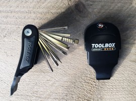 Review: SKS Toolbox Race multitool