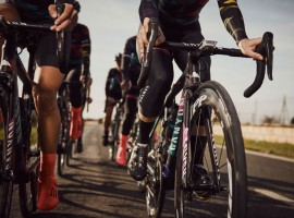Dames! Word profwielrenster in 2017 bij Team Canyon Sram