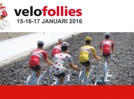 Fietsbeurs Velofollies van 15 – 17 januari 2016