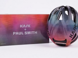 Paul Smith + Kask = mooie helm