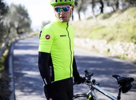 Castelli Perfetto Light jersey; voor als de Gabba te warm is