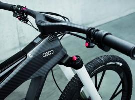 Audi E-bike prototype