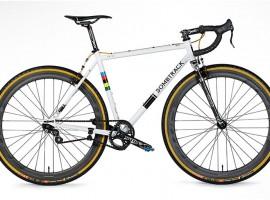 Leuke Singlespeed Cyclocrosser van Bombtrack, de Arise