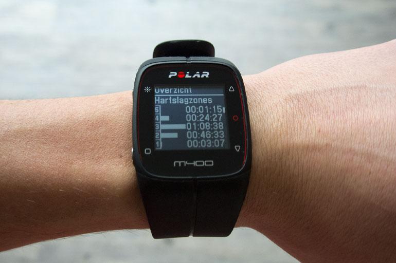 polar-m400-hartslagzones