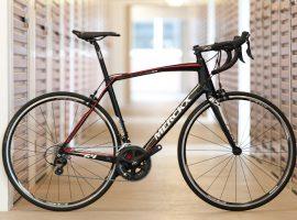 Review: Eddy Merckx Sallanches64 met Shimano 105