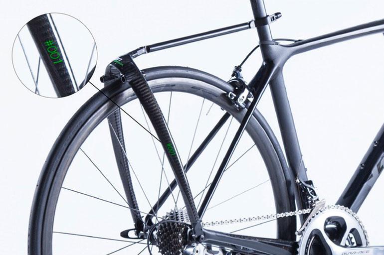 Tailfin Lichte Tijdelijke Bagagedrager Voor Je Racefiets