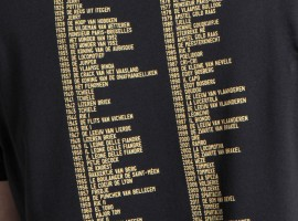 Ronde van Vlaanderen t-shirt door Coureur du Monde
