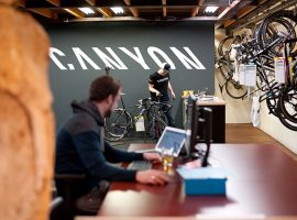 Vacature: Canyon is op zoek naar een Marketing Coördinator