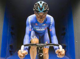 Castelli op maat voor Viviani tijdens Spelen