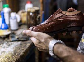 Schoenen maken op zijn mooist; Ribó