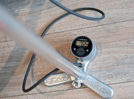 Review: Lezyne Alloy Digital drive fietspomp