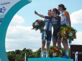 La Course: een mooi begin voor een Tour de Feminin