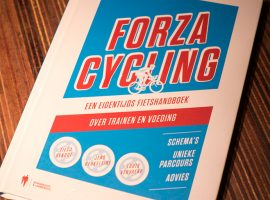 Leesvoer: Forza Cycling – Een eigentijds fietshandboek + Weggeefactie