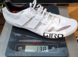 Giro introduceert Prolight Techlace schoenen van 138 gram op Eurobike