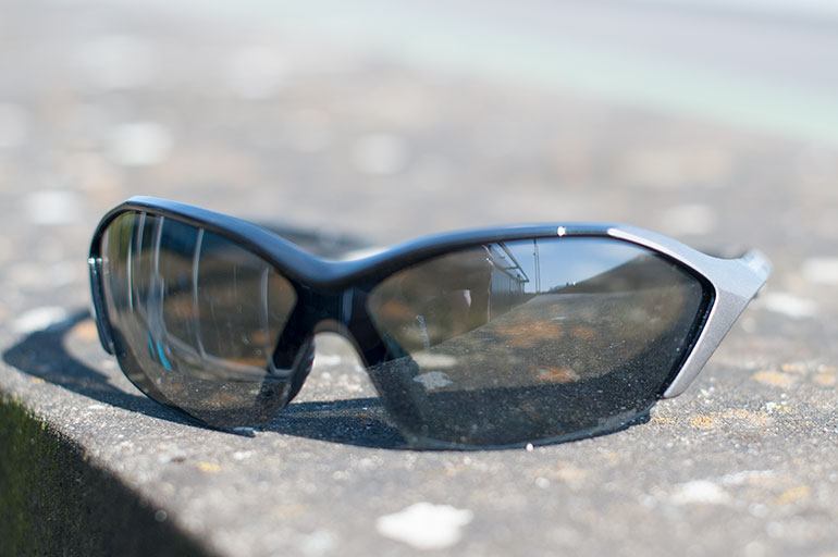 7dfe9c63fdaf58 Review  Shimano CE-S71R-PL zonnebril – Racefietsblog.nl