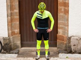 Review: Bontrager High Visibility Yellow wielerkleding