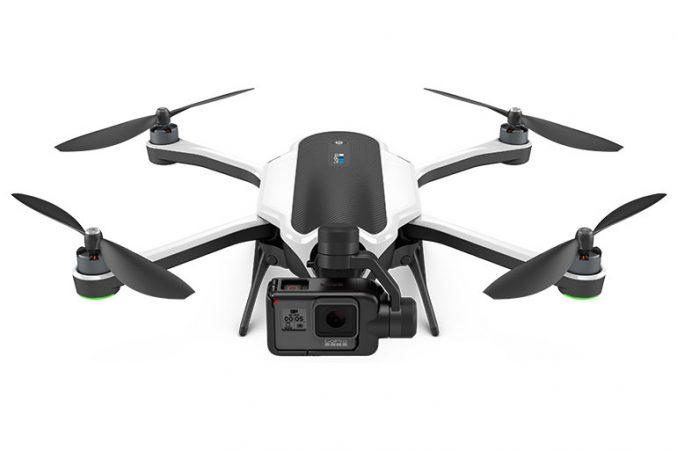 GoPro komt met Karma drone en nieuwe Hero5 serie