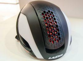 Lazer Bullet Aero Road: tussen aerodynamica en ventilatie