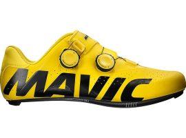Mavic vernieuwt schoenenlijn voor 2017. Met veel veters!