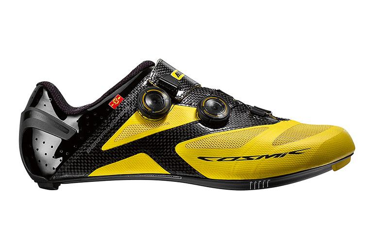 Mavic Cosmic Chaussures Noires Avec Velcro Pour Les Hommes RPhefWL0IW
