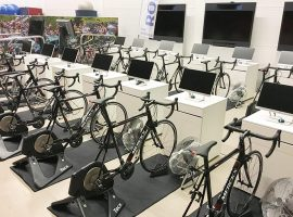De Passo Pordoi op knallen met Rapha en Cyclinglab