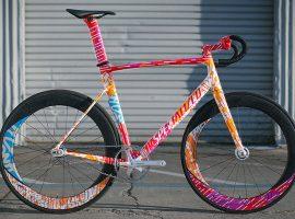 Specialized's custom Red Hook Crit fietsen