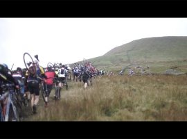 Three Peaks Race; next level cyclocross