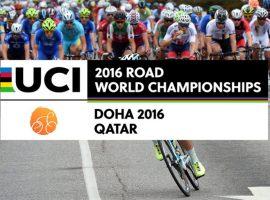 WK Wielrennen 2016 Doha, Qatar – Voorbeschouwing