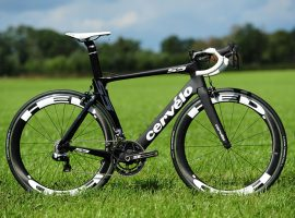 Cervélo S5 – De fiets met vijf overwinningen in de Tour de France 2016