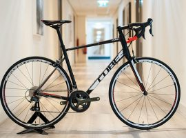 Review: Cube Attain Race – racefiets onder 1000 euro