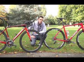 Cyclocrosser vs Racefiets – 5 verschillen