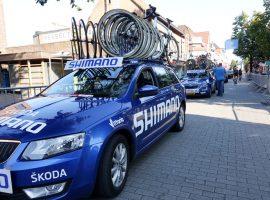Alles wat je wilde weten over de blauwe Shimano auto's