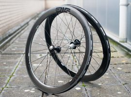Review: Enve SES 4.5 carbonwielen
