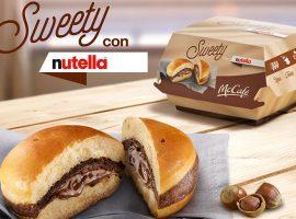 McDonald's introduceert Nutella Burger. Nieuwe koffiestop?