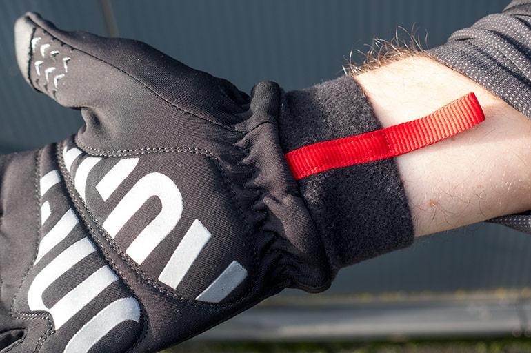 Rose Thermo Fleece handschoenen DSC00318