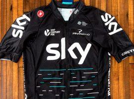 Team Sky gaat voor Italiaans met Castelli in 2017