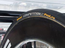 Continental: De keuze van het profpeloton