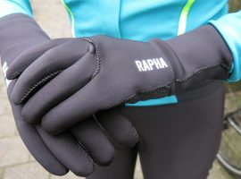 Review: Rapha Pro Team Neoprene Glove
