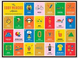 Het alfabet volgens Eddy Merckx