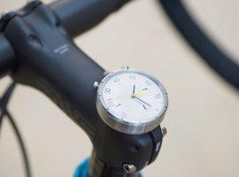 M O S KI TO: Zwitserse smartwatch voor op de fiets