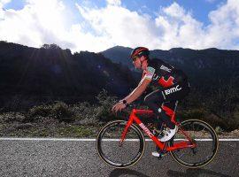 BMC Racing Team showt zijn fietsen en kleding