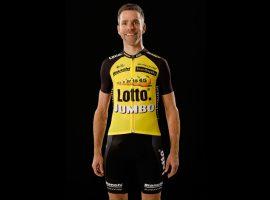 Team LottoNL-Jumbo in zwart met geel voor 2017