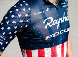 Cyclocross shirts van Rapha Focus