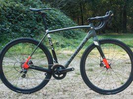 Specialized S-Works Crux cyclocrosser op de foto